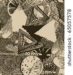 graphic art | Shutterstock .eps vector #65057578