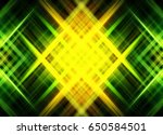 abstract stripes yellow... | Shutterstock . vector #650584501