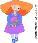 vector illustration for a... | Shutterstock .eps vector #650611279