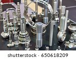 Processed Metal Parts For...