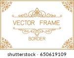 Gold Border Design  Frame Phot...