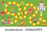 vector flat style illustration... | Shutterstock .eps vector #650663995