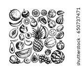 vector illustration of hand...   Shutterstock .eps vector #650737471