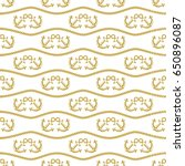 Seamless Pattern With Ropes An...