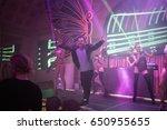 odessa  ukraine november 16 ... | Shutterstock . vector #650955655