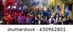 odessa  ukraine december 31 ... | Shutterstock . vector #650962801