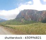 national park of talassemtane | Shutterstock . vector #650996821
