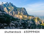 View Of The Monastery In...