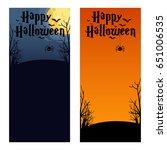 vector illustration of two... | Shutterstock .eps vector #651006535