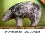 Bear  American Indian Pottery...