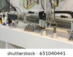 modeling systems checking and... | Shutterstock . vector #651040441