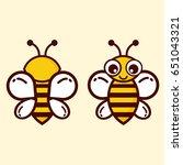 Cute Bee Set