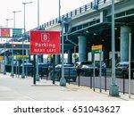 june 2009  manhattan  new york... | Shutterstock . vector #651043627
