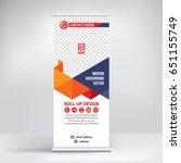 modern graphic design banner... | Shutterstock .eps vector #651155749