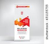 modern graphic design banner... | Shutterstock .eps vector #651155755