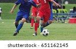 football soccer   Shutterstock . vector #651162145