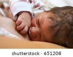mother feeding | Shutterstock . vector #651208
