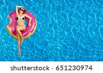 summer vacation. enjoying... | Shutterstock . vector #651230974