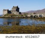 Eilean Donan Castle Of Scotland