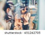 new york  usa   december 20... | Shutterstock . vector #651262705