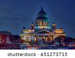 St. Isaac's Cathedral And...