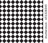 Black And White Squares...