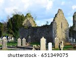 Friary Ruins And Cemetery In...