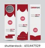banner template. abstract... | Shutterstock .eps vector #651447529