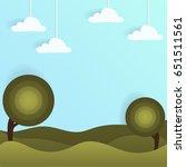 vector illustration of a... | Shutterstock .eps vector #651511561