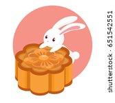 rabbit's mooncake