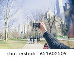 new york  usa   may 23 2015 ... | Shutterstock . vector #651602509