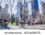 new york  usa   may 23 2015 ... | Shutterstock . vector #651606925
