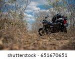yucatan mexico april 26 2017 ... | Shutterstock . vector #651670651