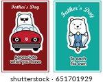 scooter. bear. car. | Shutterstock .eps vector #651701929