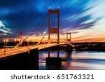 Severn Bridge  First Severn...