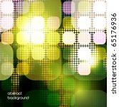 abstract mosaic background   Shutterstock .eps vector #65176936
