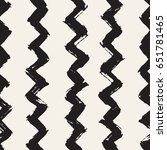 vector seamless pattern.... | Shutterstock .eps vector #651781465