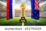 confederations cup. golden... | Shutterstock . vector #651793339
