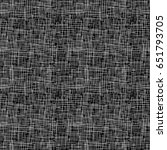 seamless fabric texture. canvas ... | Shutterstock .eps vector #651793705