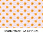beautiful raster texture.... | Shutterstock . vector #651844321