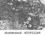 abstract black and white... | Shutterstock . vector #651911164