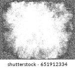 abstract black and white... | Shutterstock . vector #651912334
