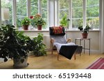 home interior design | Shutterstock . vector #65193448