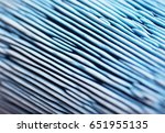 abstract macro photo of texture ... | Shutterstock . vector #651955135