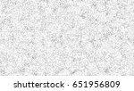 black dots illustration  | Shutterstock . vector #651956809