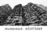yick cheong apartment buildings ... | Shutterstock . vector #651973369