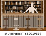 editable vector illustration of ... | Shutterstock .eps vector #652019899