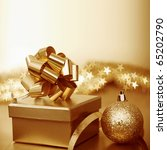 christmas background | Shutterstock . vector #65202790