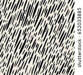 seamless brush pen textile...   Shutterstock .eps vector #652033885