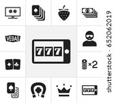 set of 12 editable game icons....